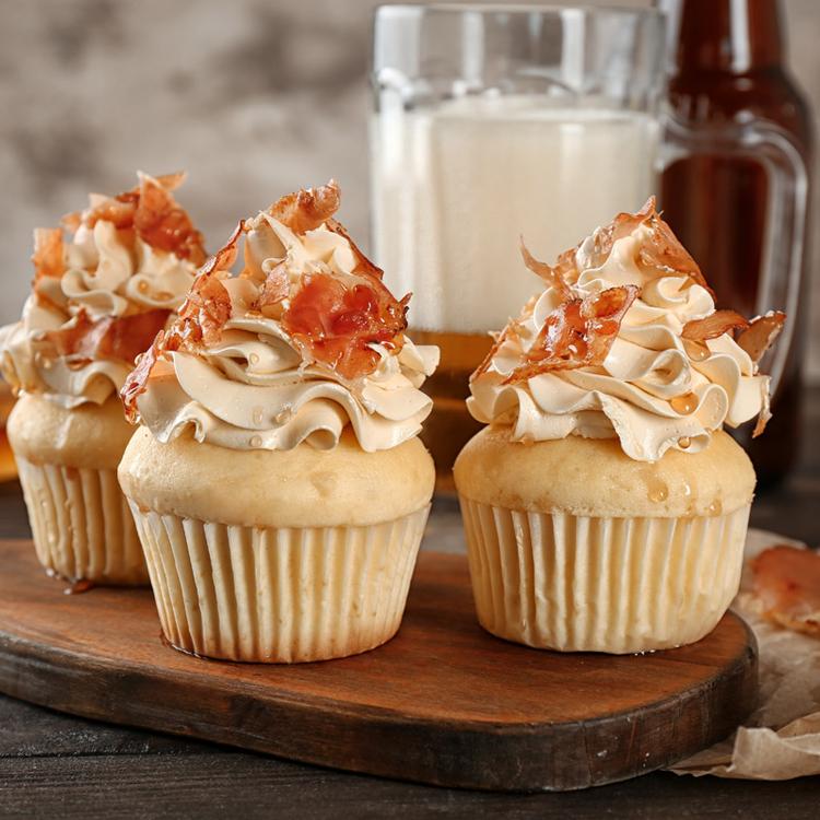 Amerika kedvence a szalonnás édesség: baconös, juharszirupos muffin