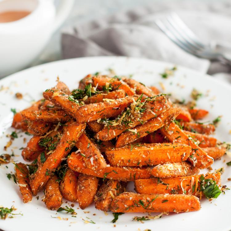 Parmezános sült répa - Köret krumpli és rizs helyett