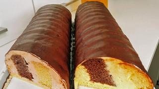 Egy méter kalács? Retro puncsos sütemény, amibe rögtön beleszeretsz