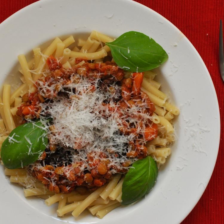 A bolognai, ami lencséből készül - Más lesz, de elképesztően finom