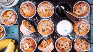 Villámgyors banános-csokis muffin: párperces bögrés recept