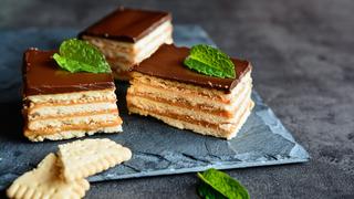 Sütés nélkül: karamellakrémes kekszsüti - a kánikulai napok megmentője