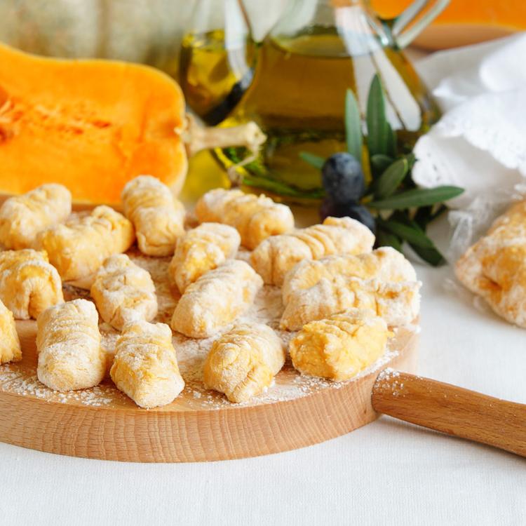 Sütőtök-gnocchi ricottával - Ha meguntad a krumplis verziót