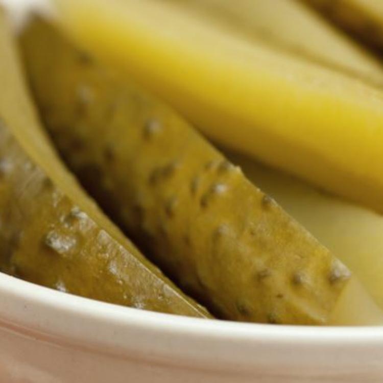 A legfinomabb kovászos uborka receptje