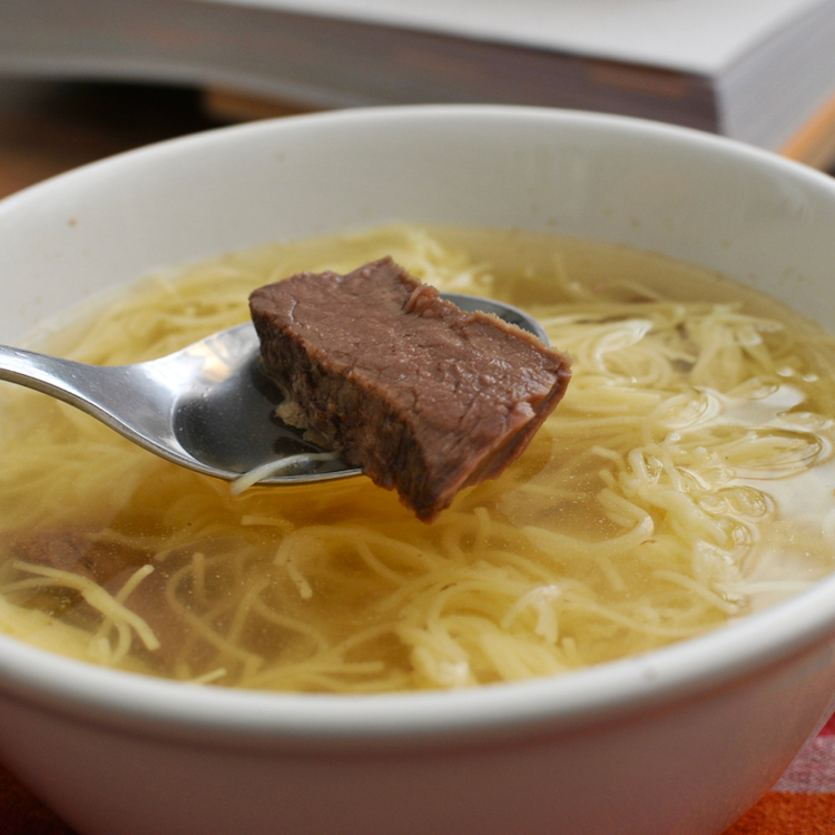Hogyan válaszd ki a marhahúst, amiből a legjobb leves lesz?