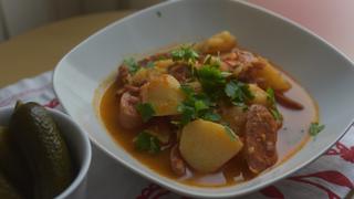 A legfinomabb paprikás krumpli újburgonyából készül