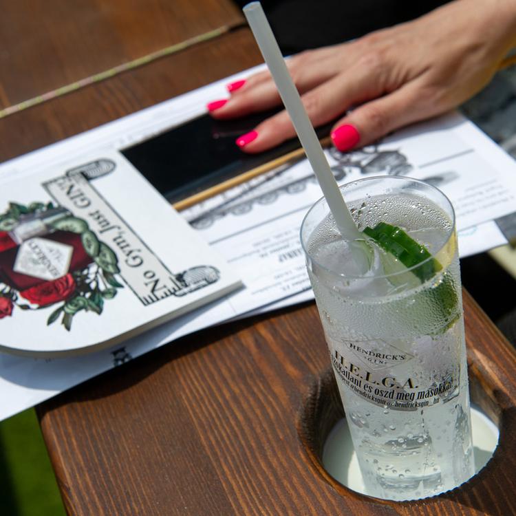 Járd be a Hendrick's Gin kabrióbuszán Budapestet és a Balaton-felvidéket