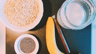 Vegán amerikai palacsinta cukor nélkül - A banán és a vanília édesíti meg