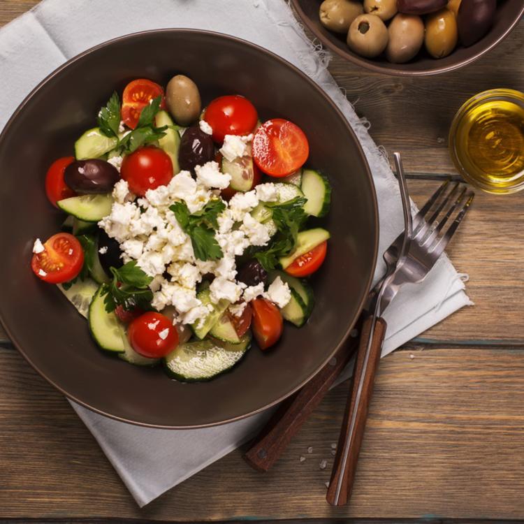 Így lesz harmonikus ízű a görög saláta