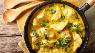 20 perces currys-tejszínes csirkemell: pár hozzávalóból isteni vacsora