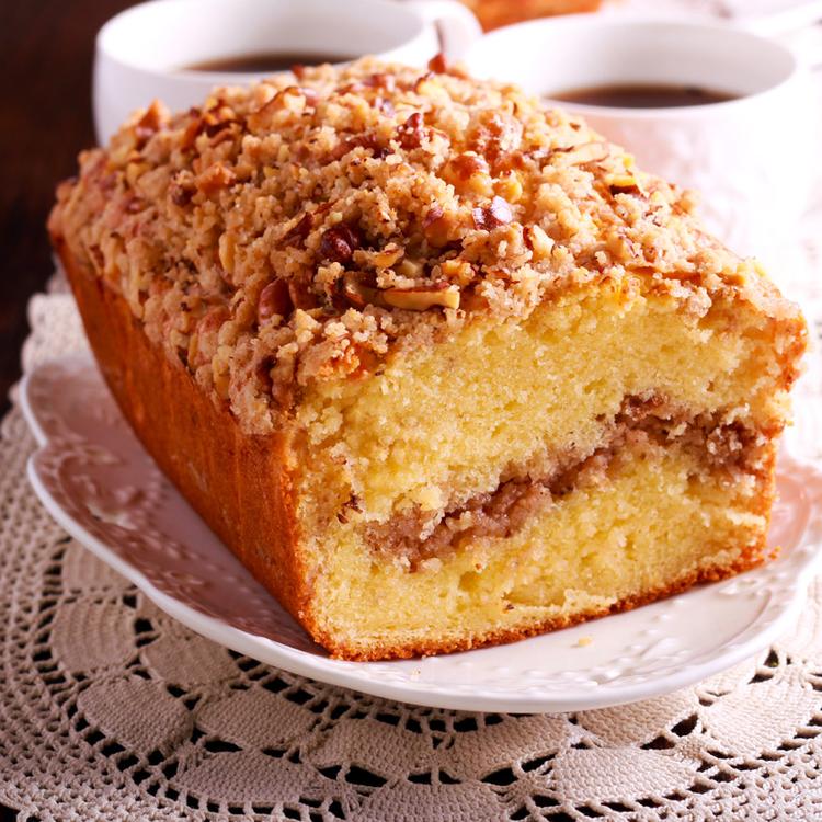 Egyszerű fahéjmorzsás sütemény - Kávé vagy tea mellé a legjobb