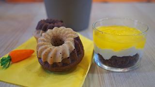 Fanta süti pohárban: cukor nélkül is nagyon finom