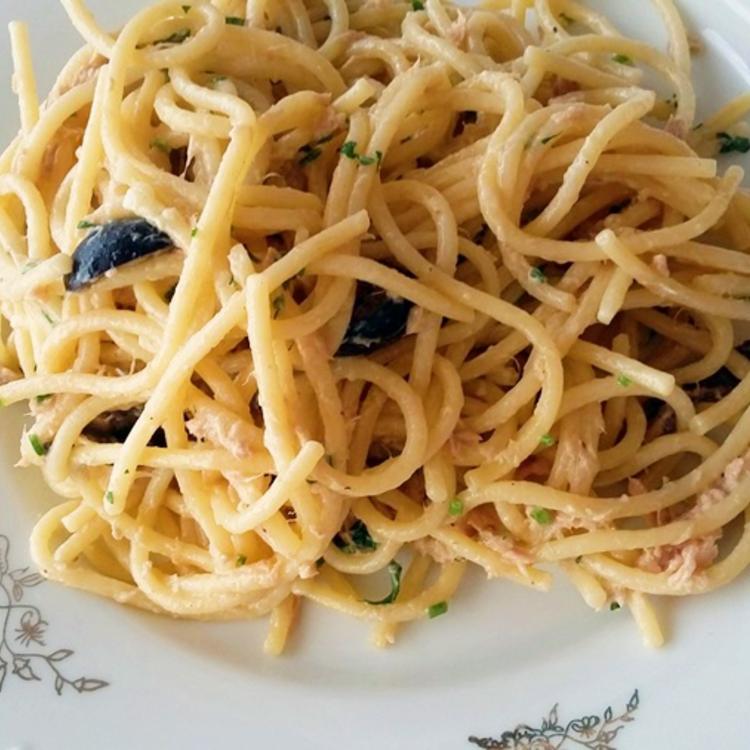 Ebéd 20 perc alatt olaszmániásoknak: tonhalas spagetti