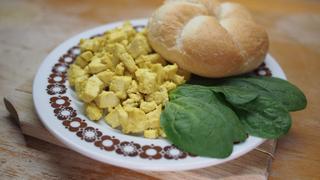 Rántotta tojás nélkül: nem csak a vegánokat fogja elvarázsolni