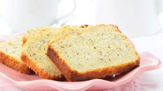Omlós, vajpuha mákos süti citrommal, glutén- és tejmentesen