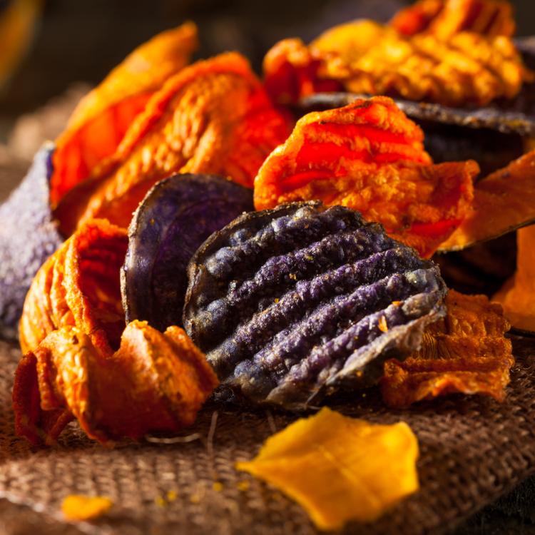 Ropogós házi zöldségchips - Sokkal jobb, mint a krumpli