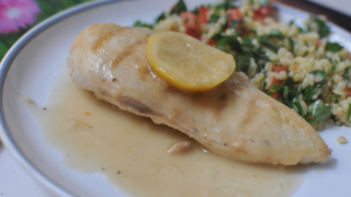 30 perces, citromos csirkemell - Pikáns és gyorsan elkészül
