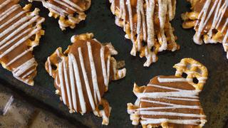 Csokis-karamellás sósperec: édes és sós fenomenális találkozása