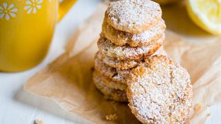 Ha hirtelen támad a sütivágy, de diétázol: paleo citromoskeksz