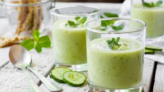 Főzés nélkül, villámgyorsan kész a joghurtos uborkaleves