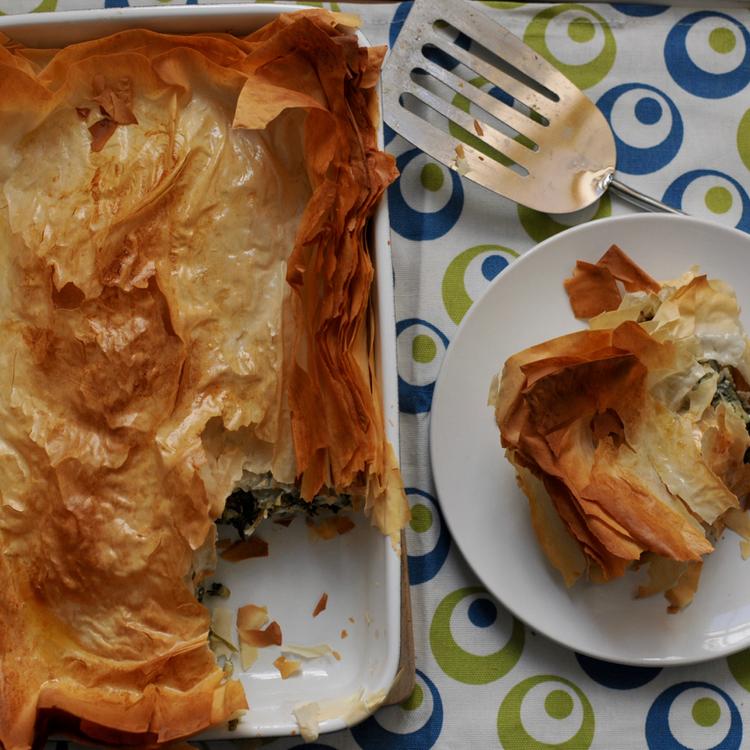 Ha nem szereted a spenótot, készítsd el úgy, ahogy a görögök eszik
