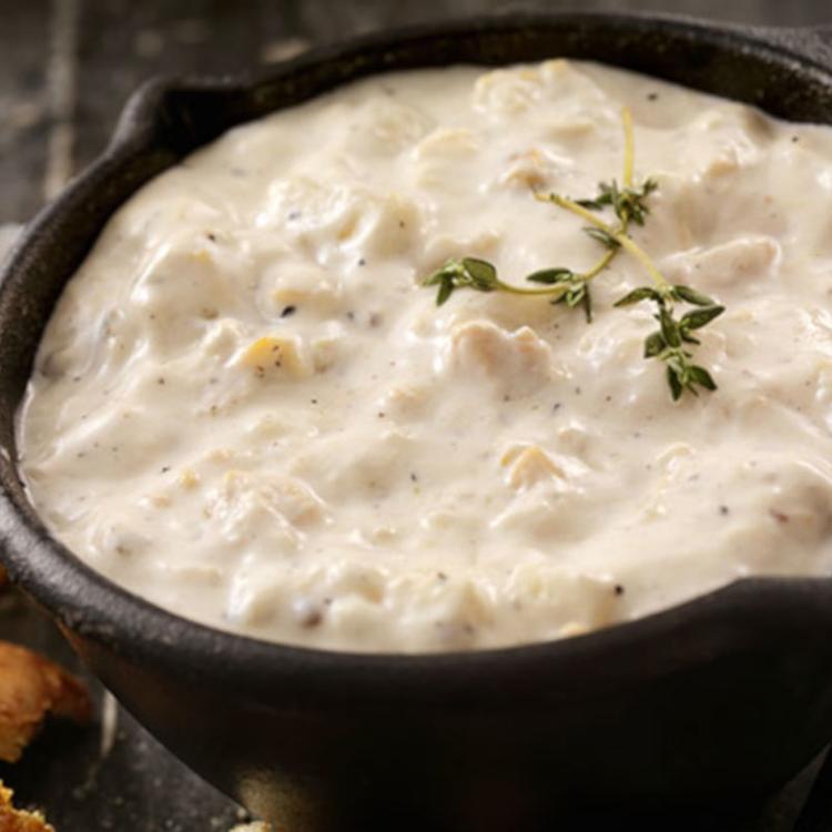 Selymes, krémes krumplifőzelék - A menzás főzelék lisztmentes verziója