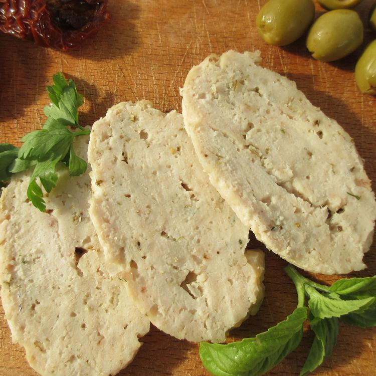 Csirkemellsonka házilag, finom zöldfűszerekkel - Ha a gyors változatot keresed