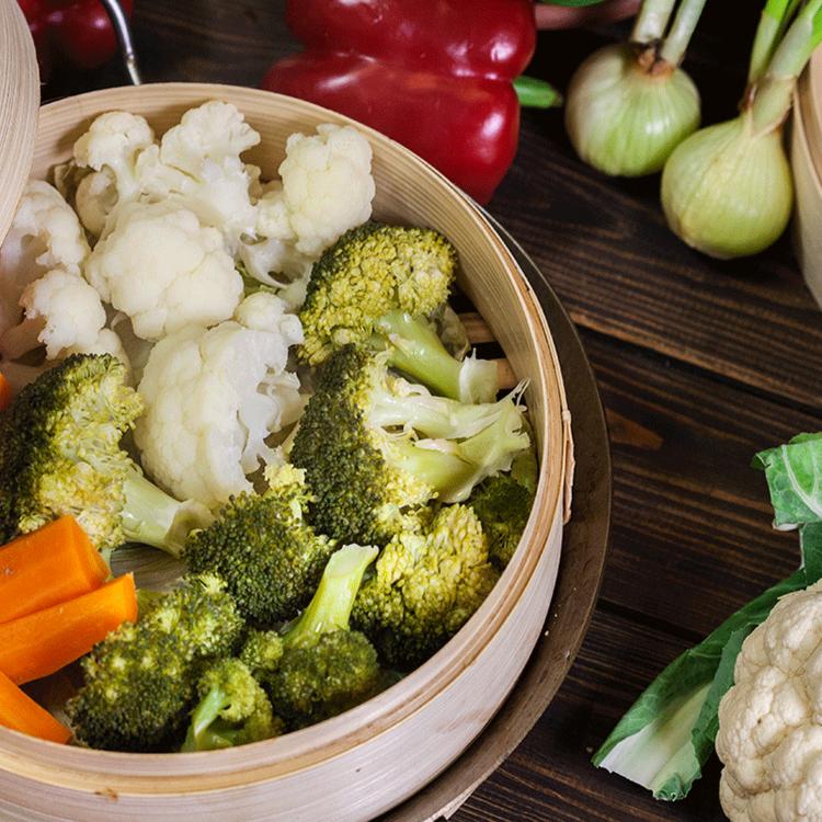 Miért olyan jó a gőzben párolás? Így csináld, hogy egészségesek maradjanak a zöldségek