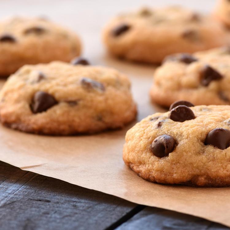 30 perces nagyon csokis keksz, ami biztos, hogy nem jut el a sütisdobozig