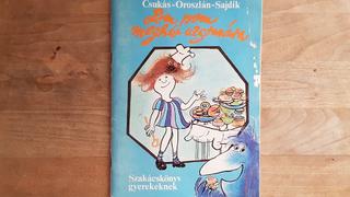 Szakácskönyvek, amiken megtanultunk főzni - Vagy legalábbis próbáltunk