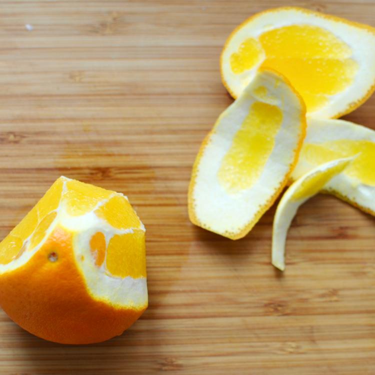 Megmutatjuk, miért és hogyan érdemes kifilézni a narancsot
