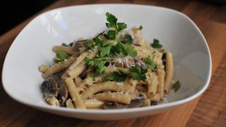 20 perces olasz tészta: nem vízben fő, és ettől isteni