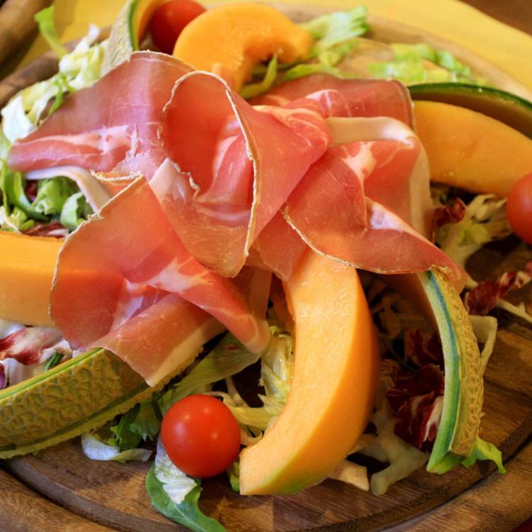 Prosciutto e melone - A tökéletes egyensúly