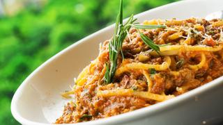 Zöldséges-húsos bolognai sűrű szafttal: így lesz a legfinomabb