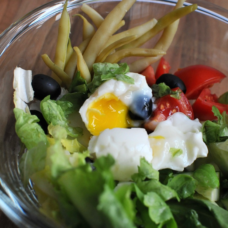 A nizzai saláta után nem leszünk éhesek - Nagyon laktató