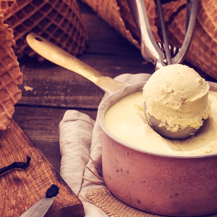 Így készíts fagylaltot gép nélkül: a tejszínes változat alapreceptje