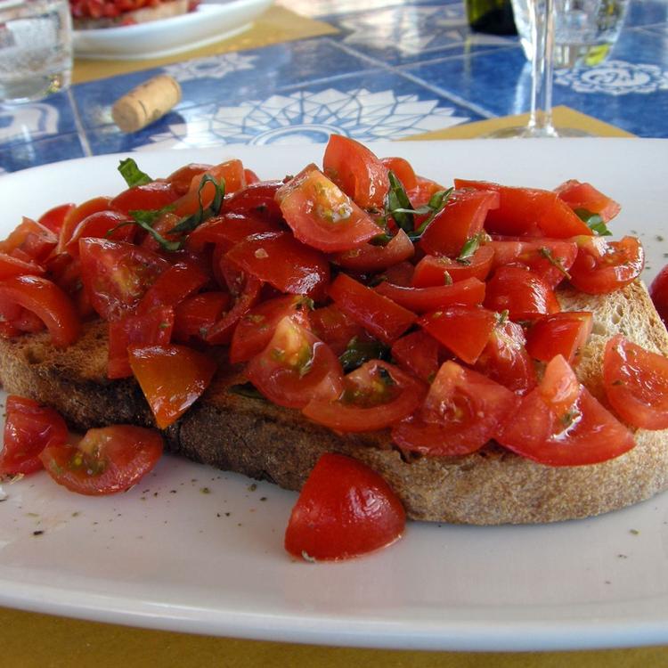 Paradicsomos szendvicsek a világ körül: a spanyol, az olasz és az amerikai