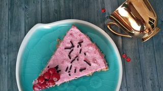 Ribizlitorta sütés és cukor nélkül - készíts te is addiktívan finom C-vitamin bombát!