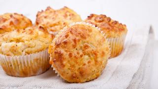 Sós muffin alaprecept, amit kedved szerint ízesíthetsz