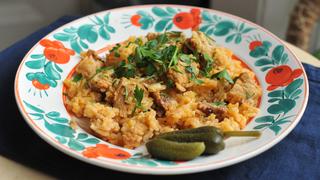 Menzás, de imádjuk: bácskai rizses hús titkai