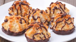 Édes kókuszcsók roppanós csokoládétalppal – Mennyei kényeztetés
