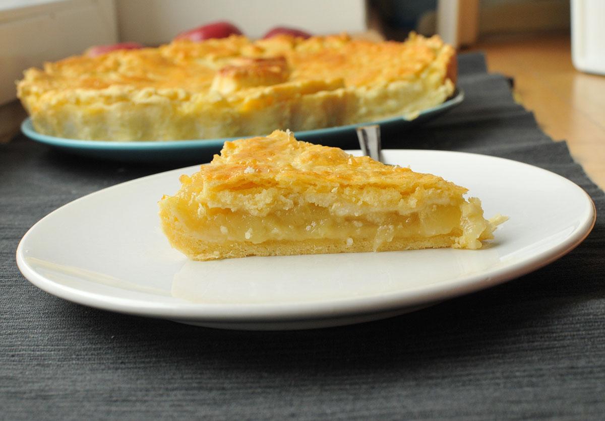 Nagymamám fahéjas almás pitéje gyorsított változatban - Nincs vele szöszmötölés