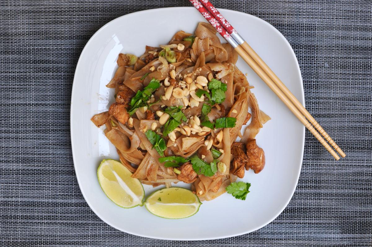 Ne rendelj, keverj magadnak tíz perc alatt pad thait