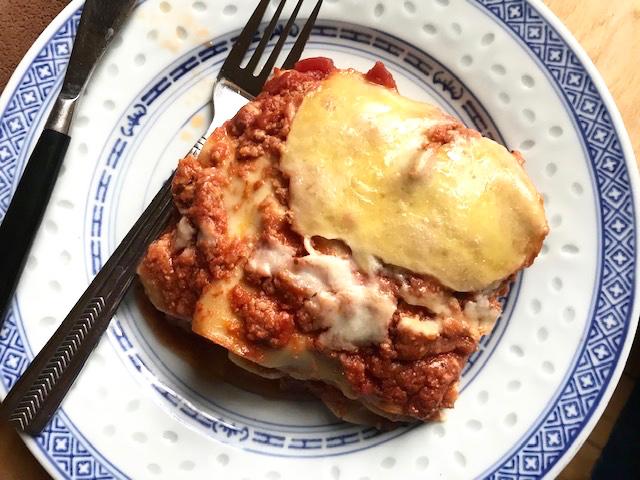 A legjobb szaftos, gazdag, krémes lasagne