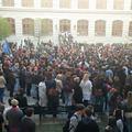 A diákok szerdán is tüntetnek (+videó)