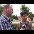 Röszke: a bevándorlók barátságosak (+videó)