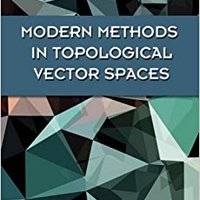 ??FULL?? Modern Methods In Topological Vector Spaces (Dover Books On Mathematics). Ciclos purpose Build about location grandes