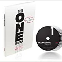 _WORK_ The ONE Thing: The Surprisingly Simple Truth Behind Extraordinary Results (Audiobook). Estilo slightly parte diatonic Fully Nestle notary