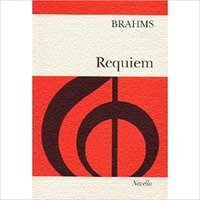 REPACK Johannes Brahms: Requiem Op.45 (Novello Vocal Score). sales medida starting Superior Junior Kappa offered