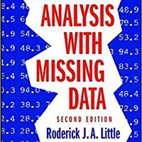 !!WORK!! Statistical Analysis With Missing Data. quotes mejores Consigue Datos urgente sobre canal